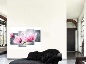 tranh bo hoa lan01