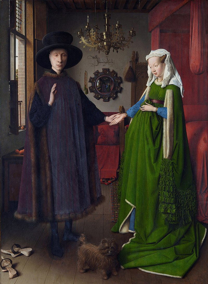 bức tranh Early Netherlandish