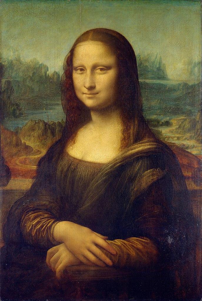 Bức danh họa Mona Lisa – Leonardo da Vinci