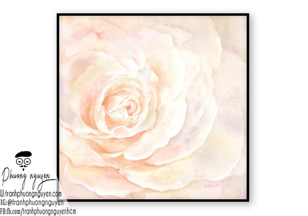 Tranh sơn dầu hoa cúc - PN1437