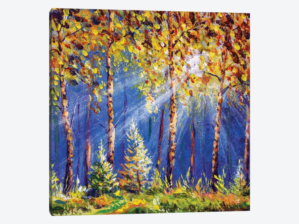 Tranh phong cảnh mùa thu - tranh phương nguyên