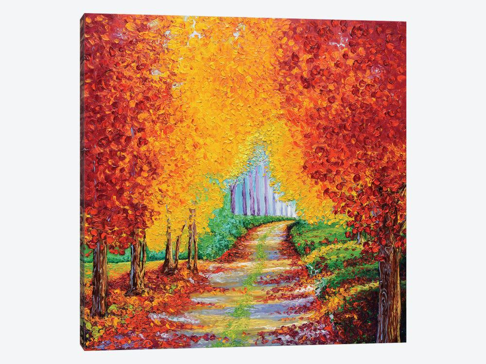 Tranh phong cảnh mùa thu - Tranh phương nguyên (6)