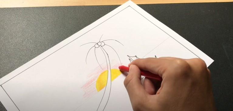 ve tranh phong canh bien (6)